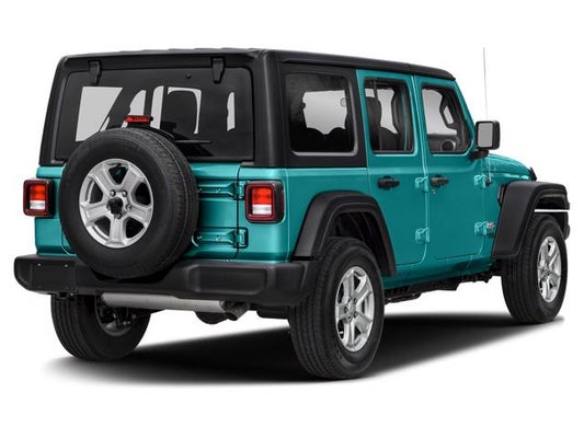 2020 Jeep Wrangler Unlimited Sahara 4x4 Rochester Mn