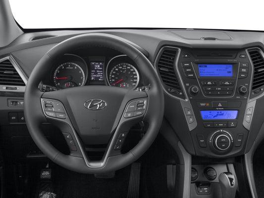 2016 Hyundai Santa Fe >> 2016 Hyundai Santa Fe Sport