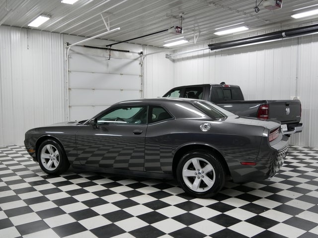 Used 2013 Dodge Challenger SXT with VIN 2C3CDYAG7DH607613 for sale in Rochester, Minnesota