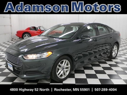 Ford Rochester Mn >> 2015 Ford Fusion Se